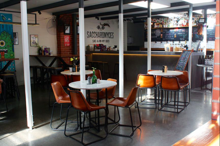 Saccharomyces Beer Cafe – Cool Bars
