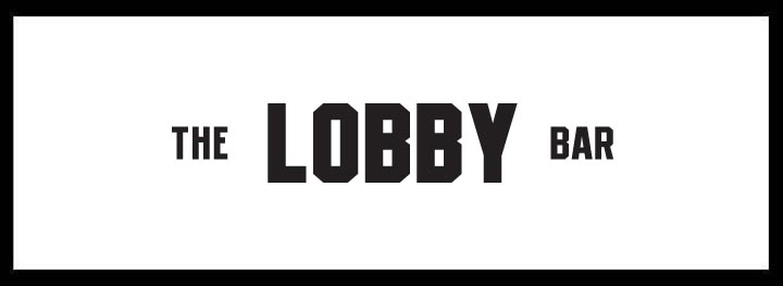 The Lobby Bar – Private Dining Venues