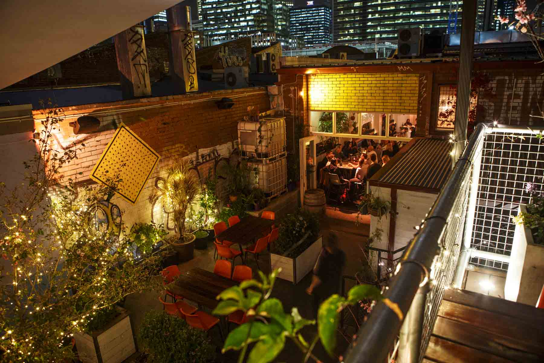 The Standard <br/> Rooftop Function Venues