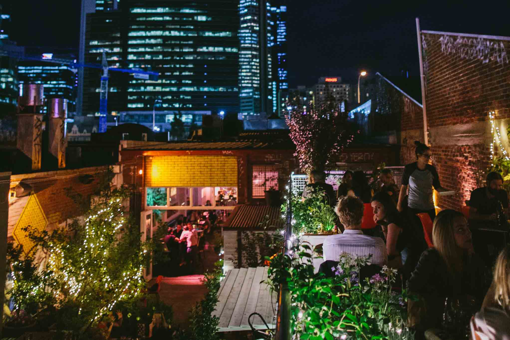 The Standard – Rooftop Function Venues