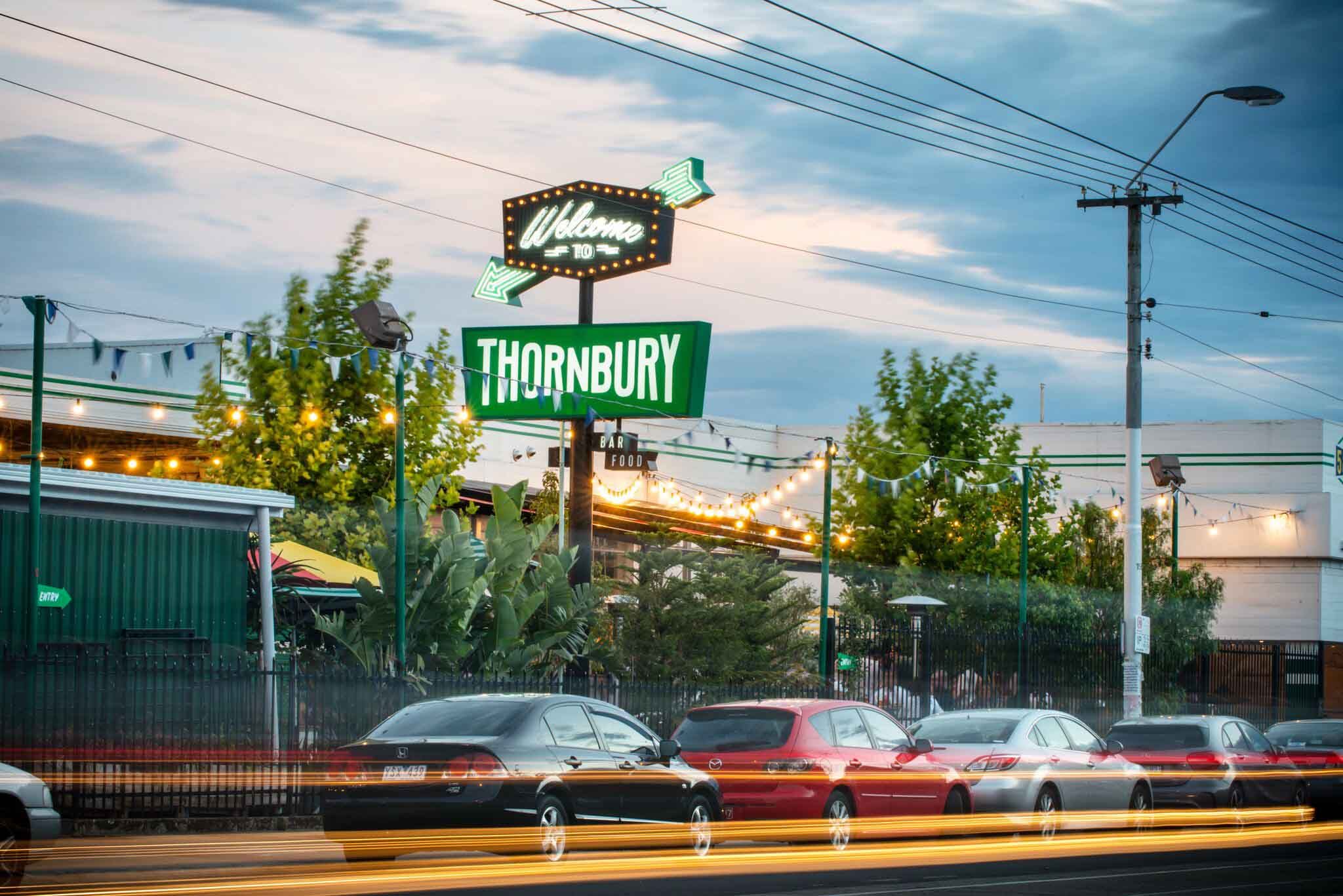 Welcome To Thornbury – Large Venues