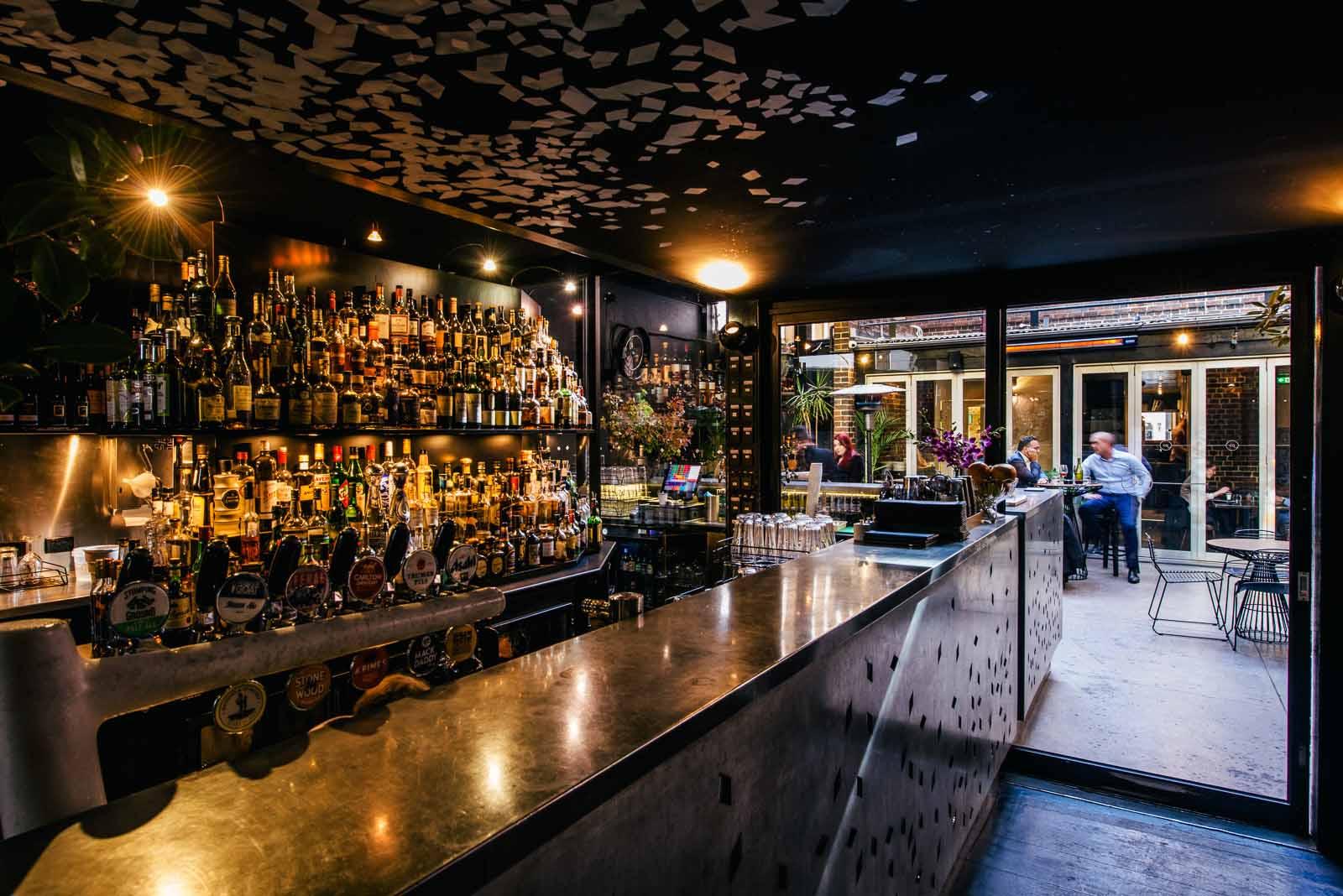 Collins Quarter – Hidden CBD Bars