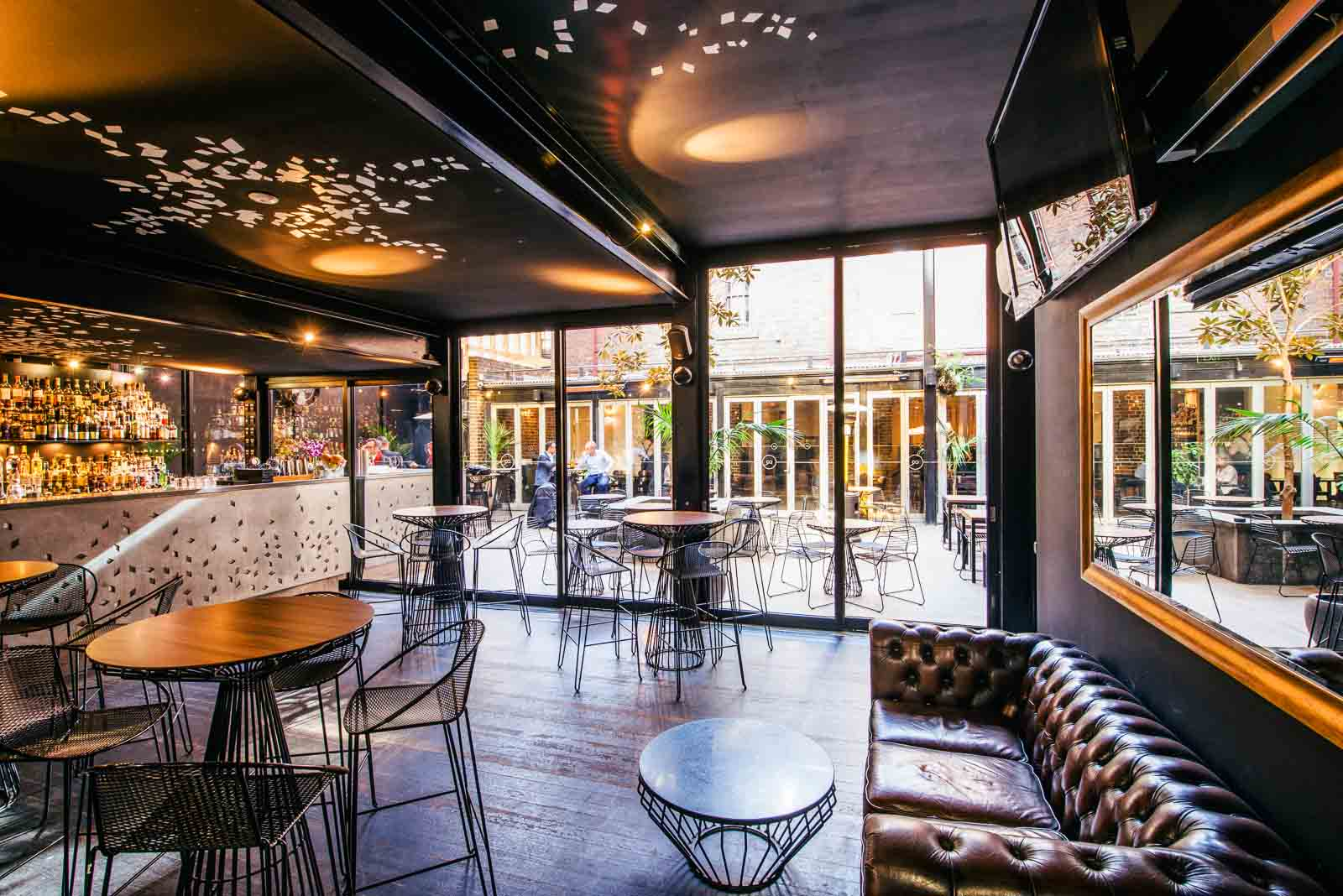 Collins Quarter – Hidden CBD Bars