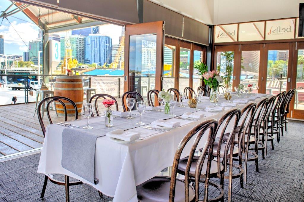 Bells Functions – Waterfront Function Venues