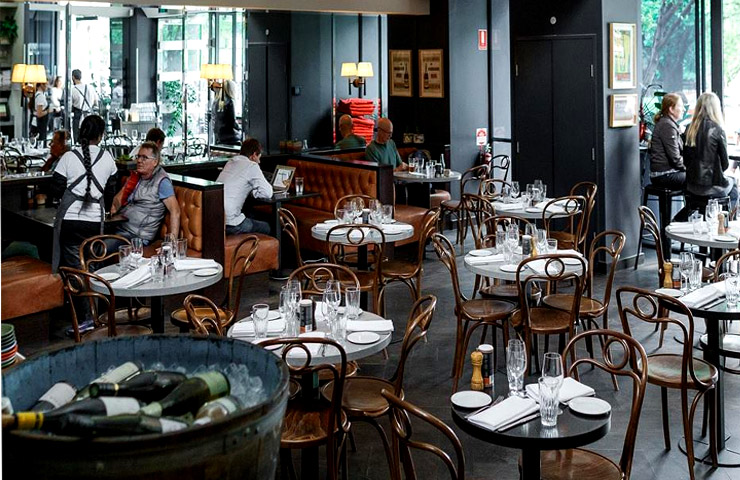 The Botanical <br/> Best Casual Dining