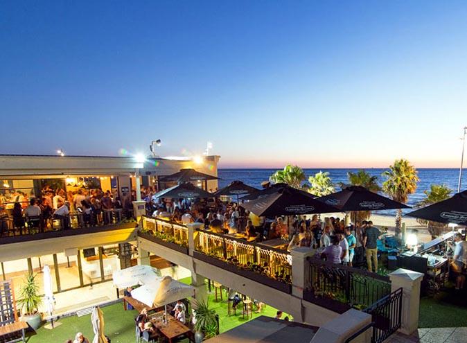 Captain Baxter – St Kilda Rooftop Bar