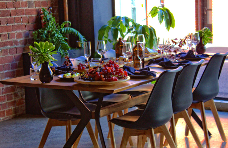 Copper & Brass – Private Dining Venues