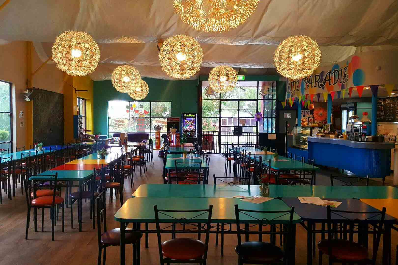 Beautiful Work Christmas Party Ideas Perth Part - 13: ... Kidz Paradise Indoor Cafe U0026 Play Centre ...