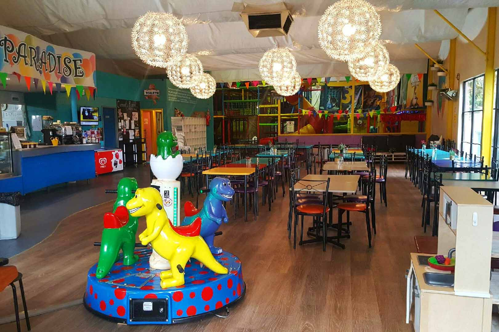 Kidz Paradise Indoor Cafe Play Centre