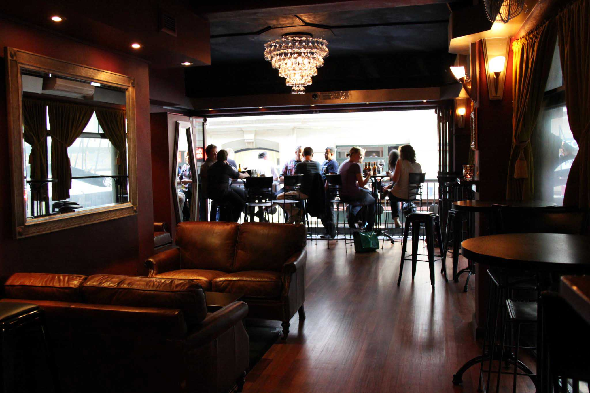 Lustre Bar – Small Function Venues