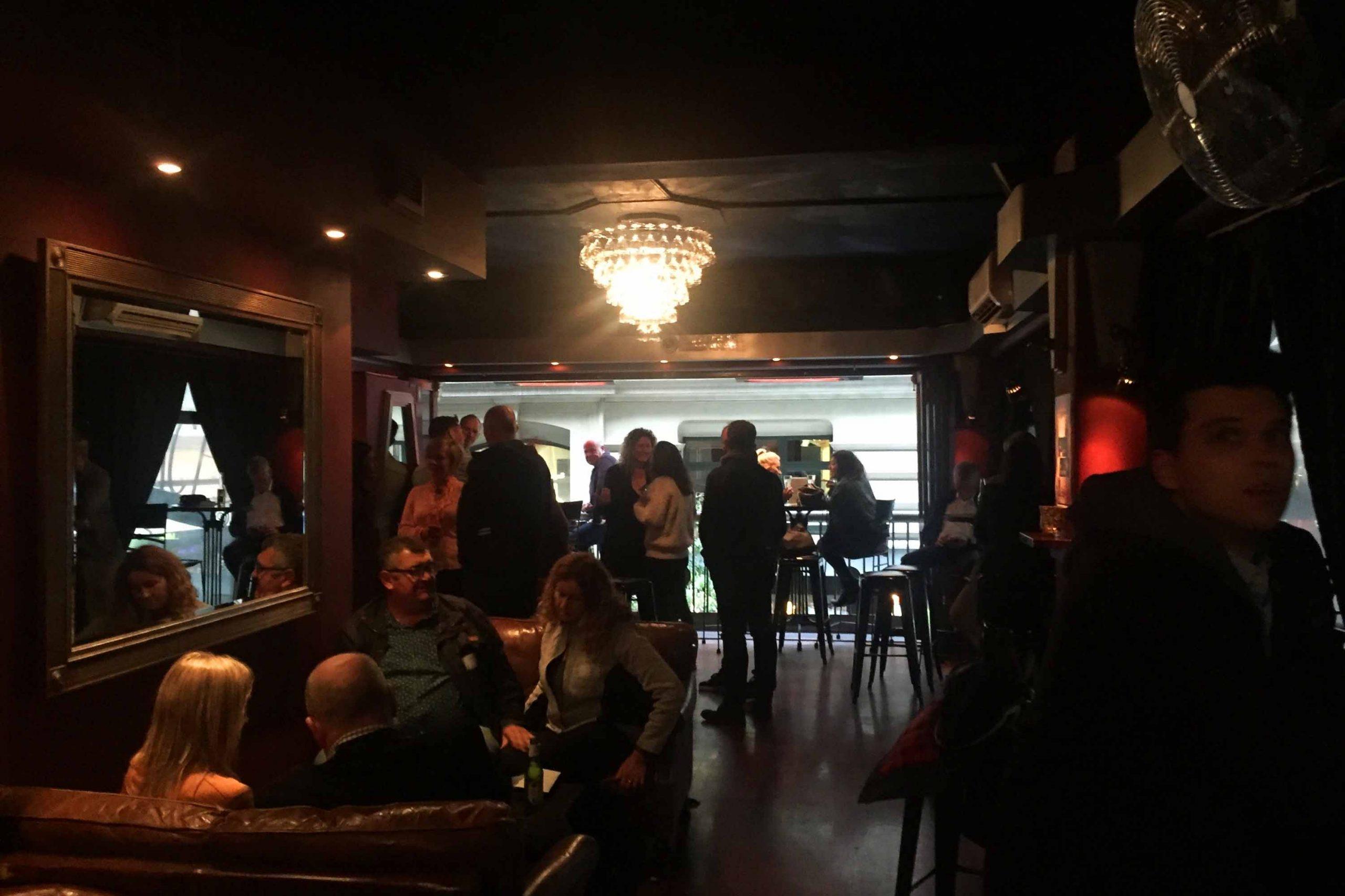 Lustre Bar <br/> Laneway Cocktail Bars