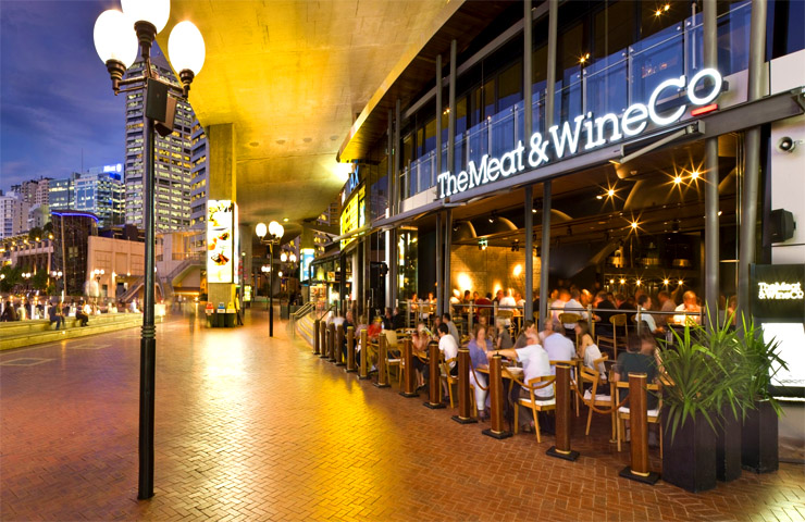 Meat & Wine Co – Best Steak Restaurants