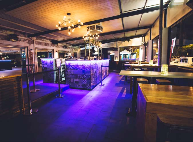 Niche Cocktail Bar – Venues For Hire