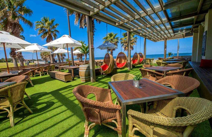 Republica - St Kilda - Beachfront - Waterfront - Beer Garden - Best - Top - Bar - Melbourne - Restaurant