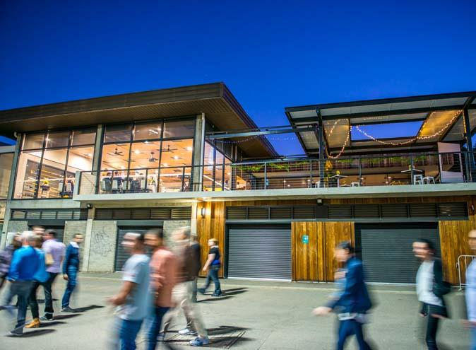 Richmond Rowing Club – Best CBD Venues