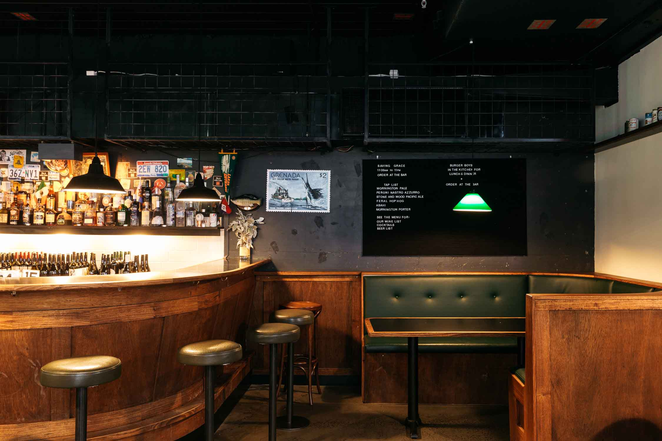 Saving Grace <br/> Small Function Rooms