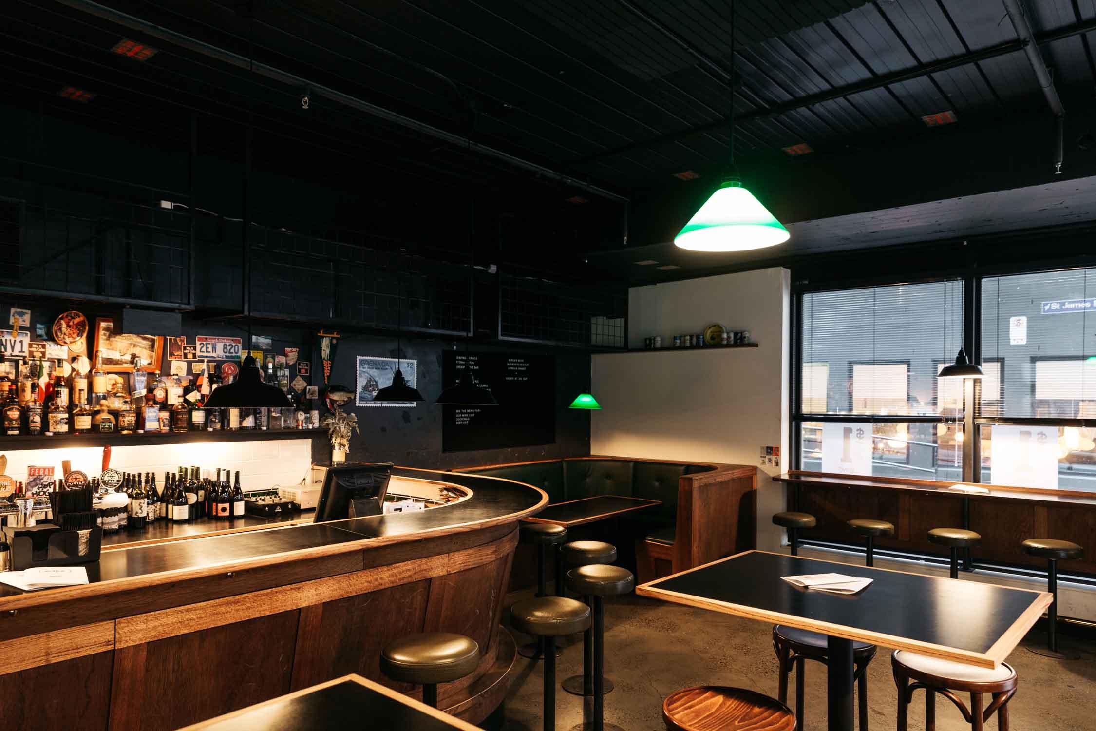 Saving Grace <br/> Best CBD Cocktail Bars