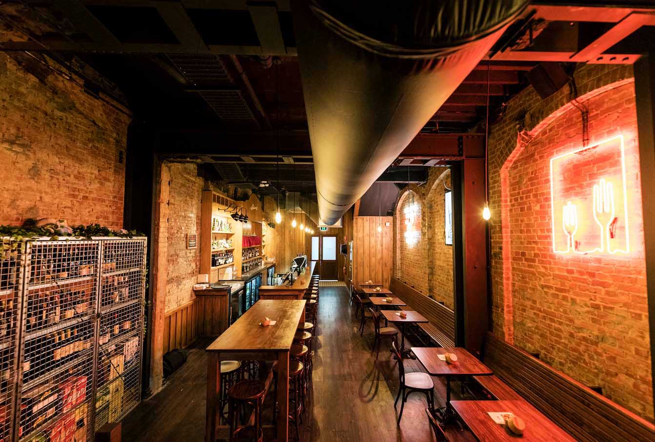 Spaghetti Western – Function Rooms