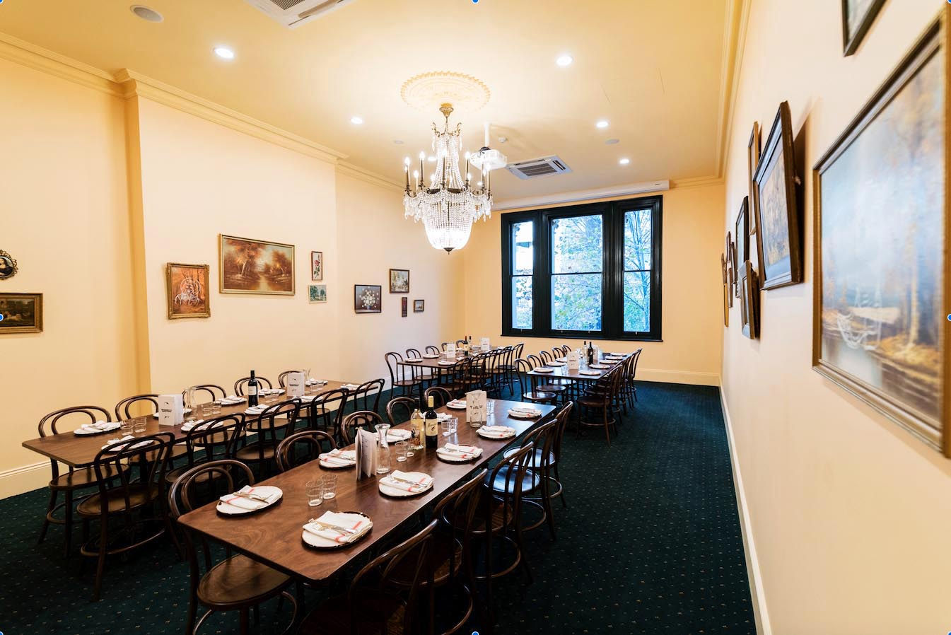 Spaghetti Western Function Rooms