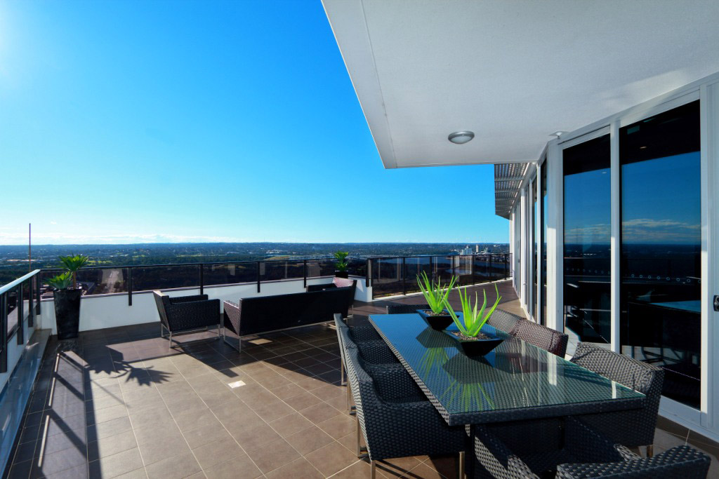The View – Penthouse Function Venues