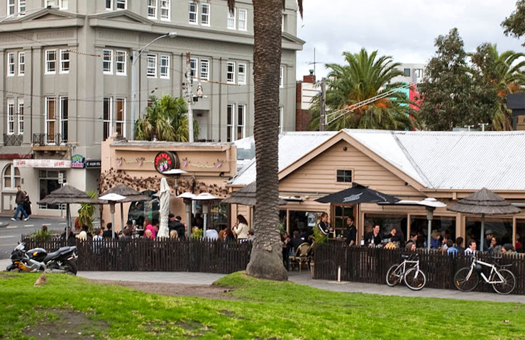 The Vineyard - St Kilda - Top - Best - Bar - Beer Garden - Melbourne - Restaurant