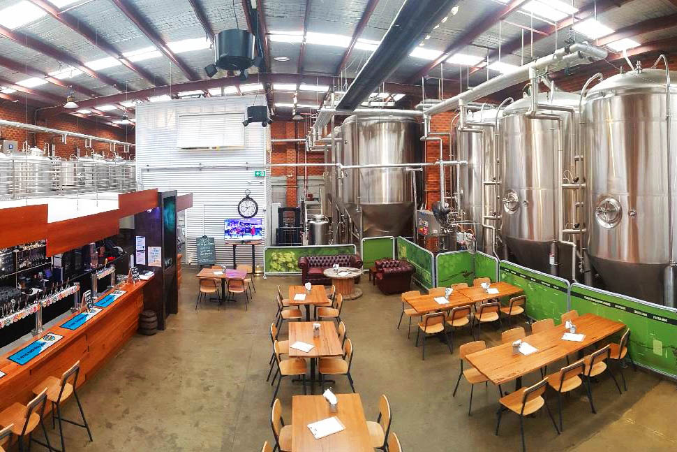 Thunder Road Brewhouse – Unique Venues