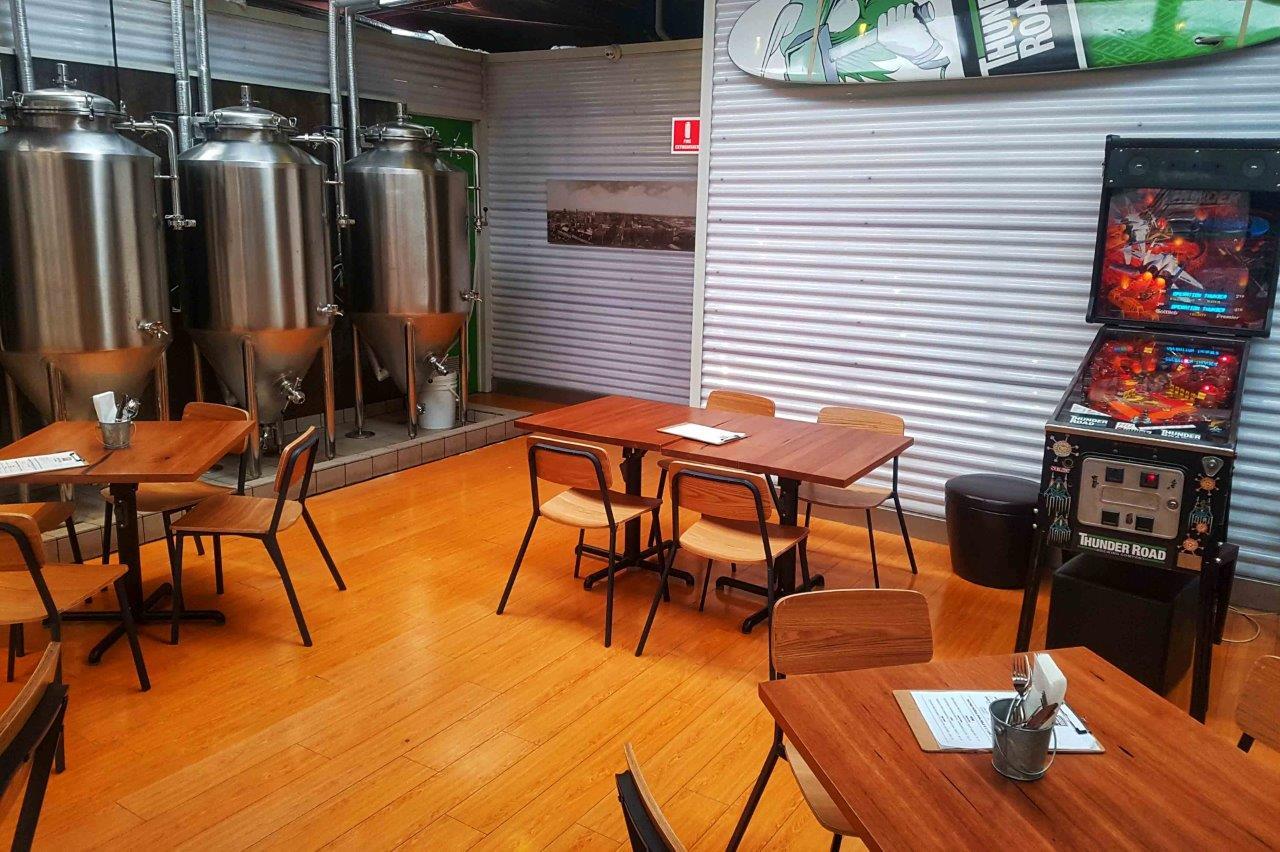 Thunder Road Brewhouse – Unique Venues