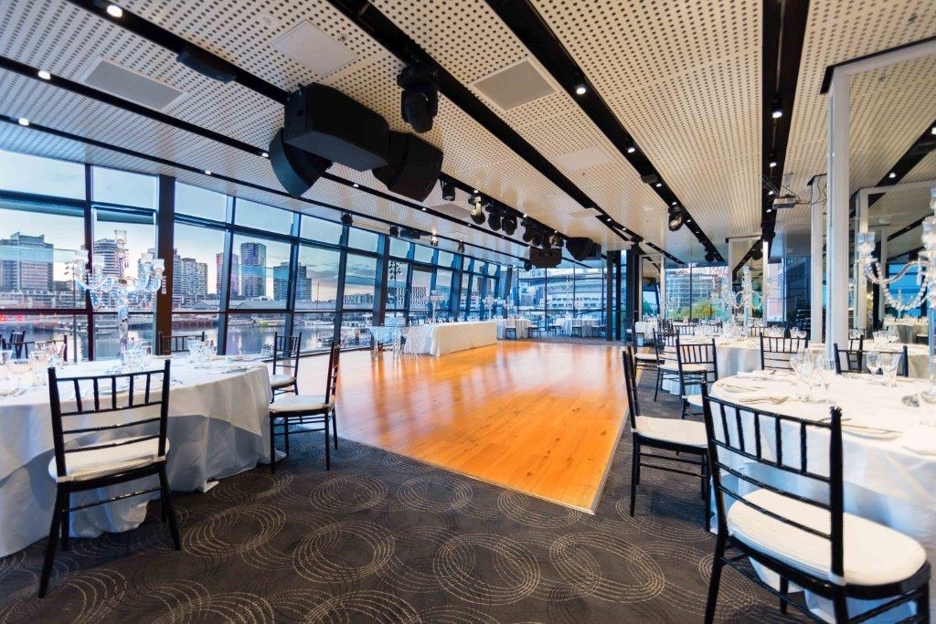 View Docklands – Amazing Waterfront Venue