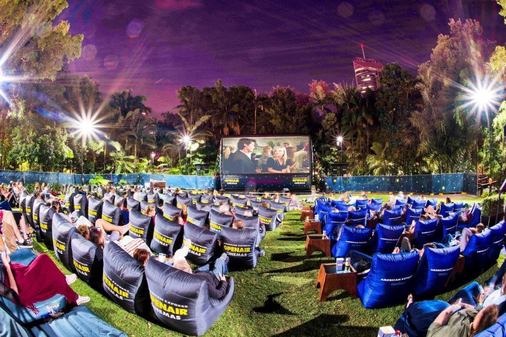 American Express Openair Cinemas_Image