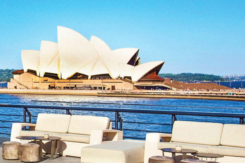 Cruise Bar Amazing Harbourside Venues Hidden City Secrets