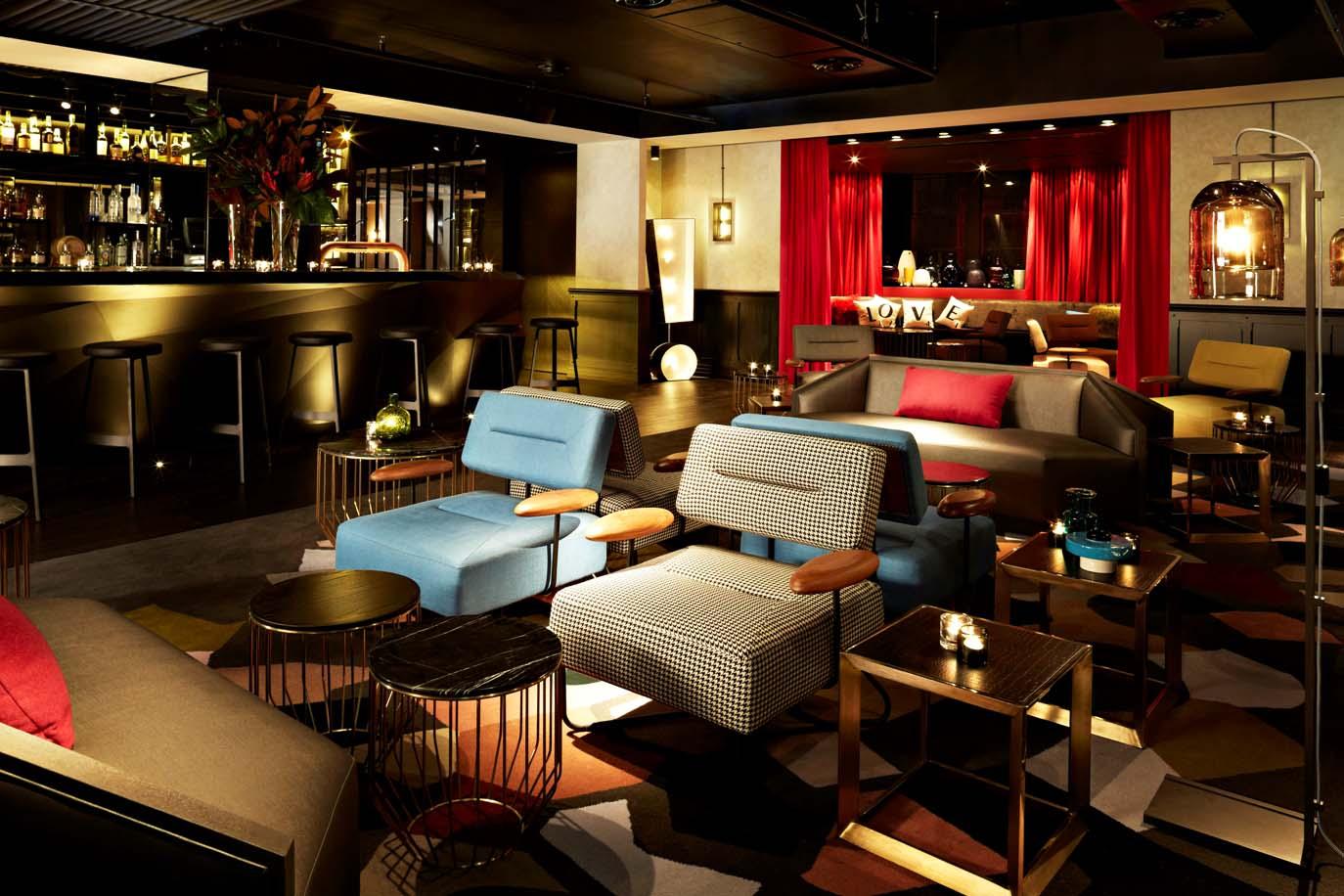 QT Sydney Hotel <br/> Glamorous Event Spaces