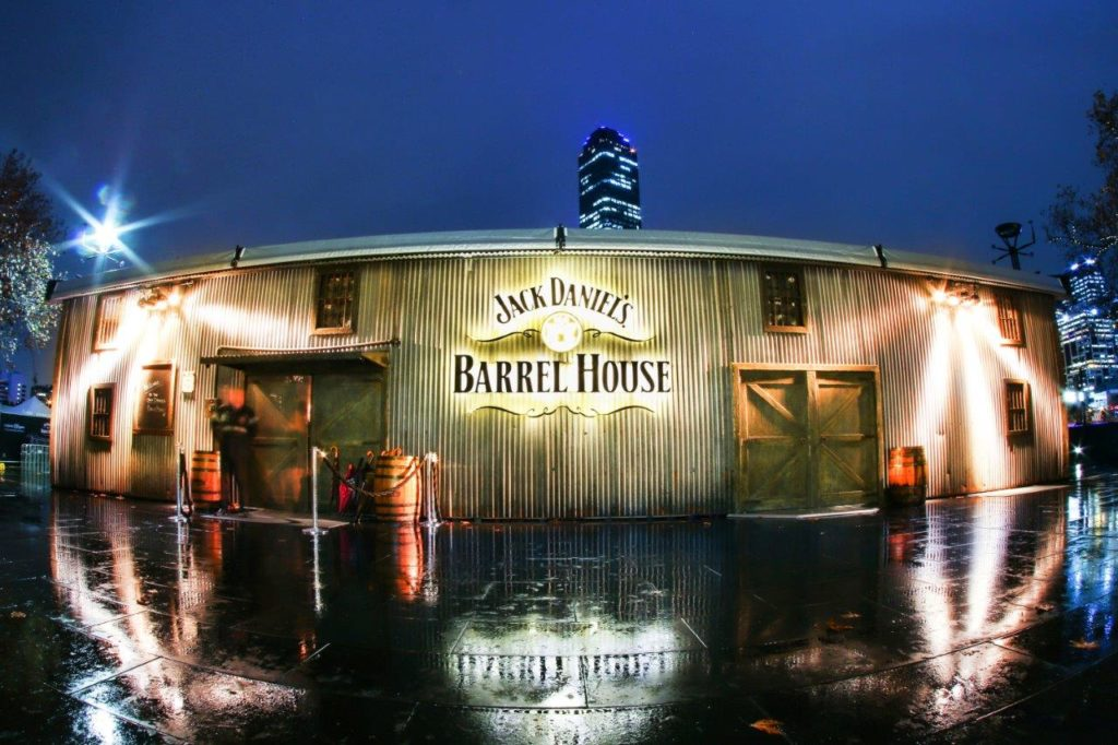 Jack Daniel's Barrel House Music Event