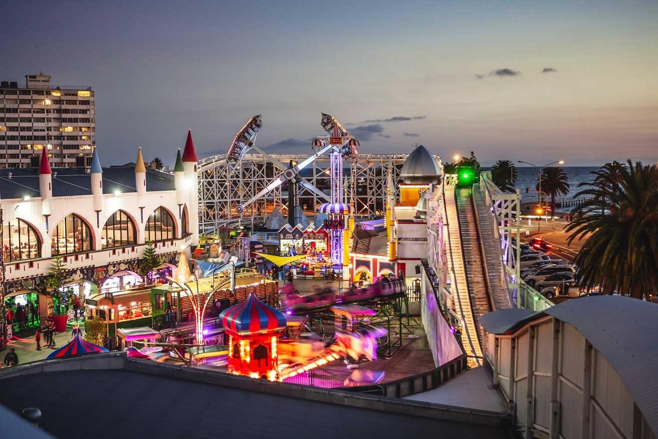 Luna Park Melbourne – Unique Venues