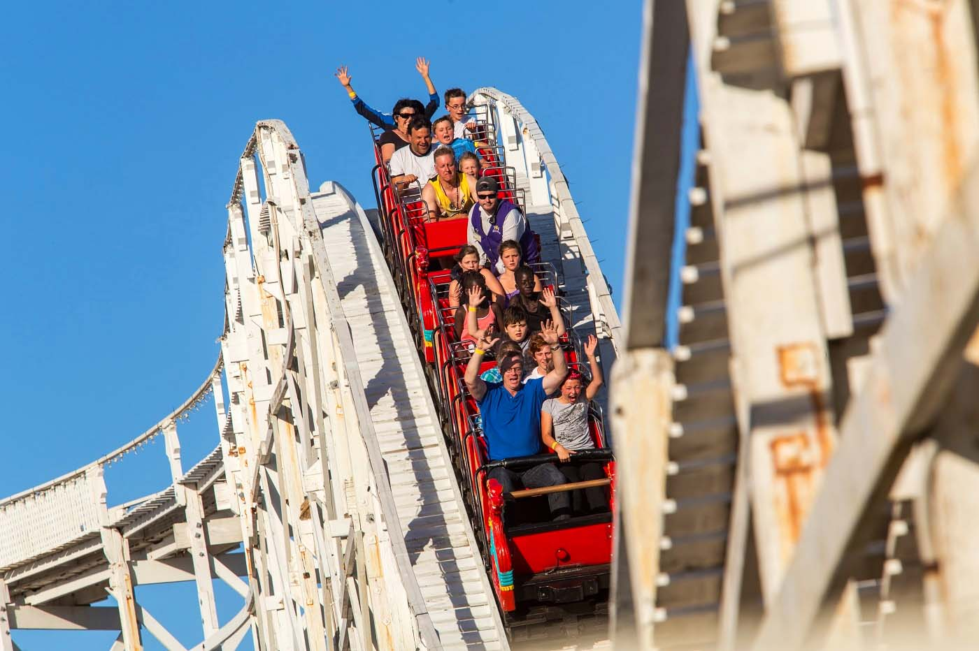 Luna Park Melbourne – Theme Park Venues