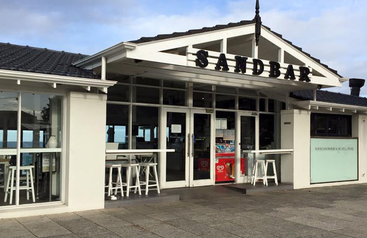 The Sandbar Beach Cafe – Summer Venues