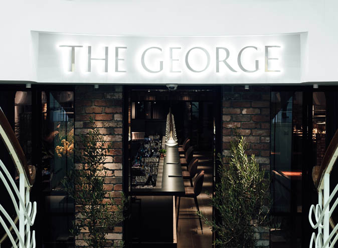 The George on Collins – Top Restaurants