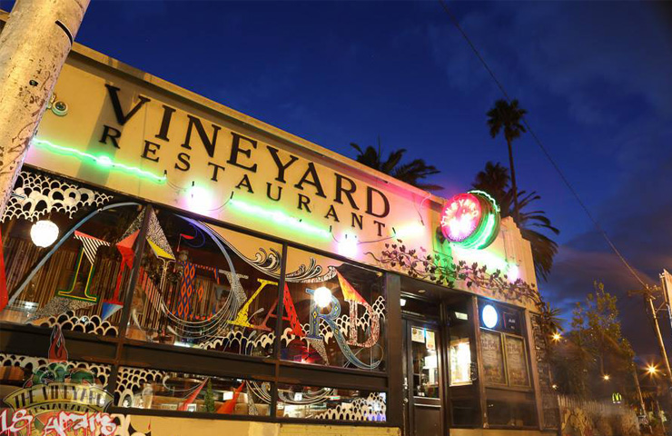 The Vineyard Restaurant & Bar – Cool Bars