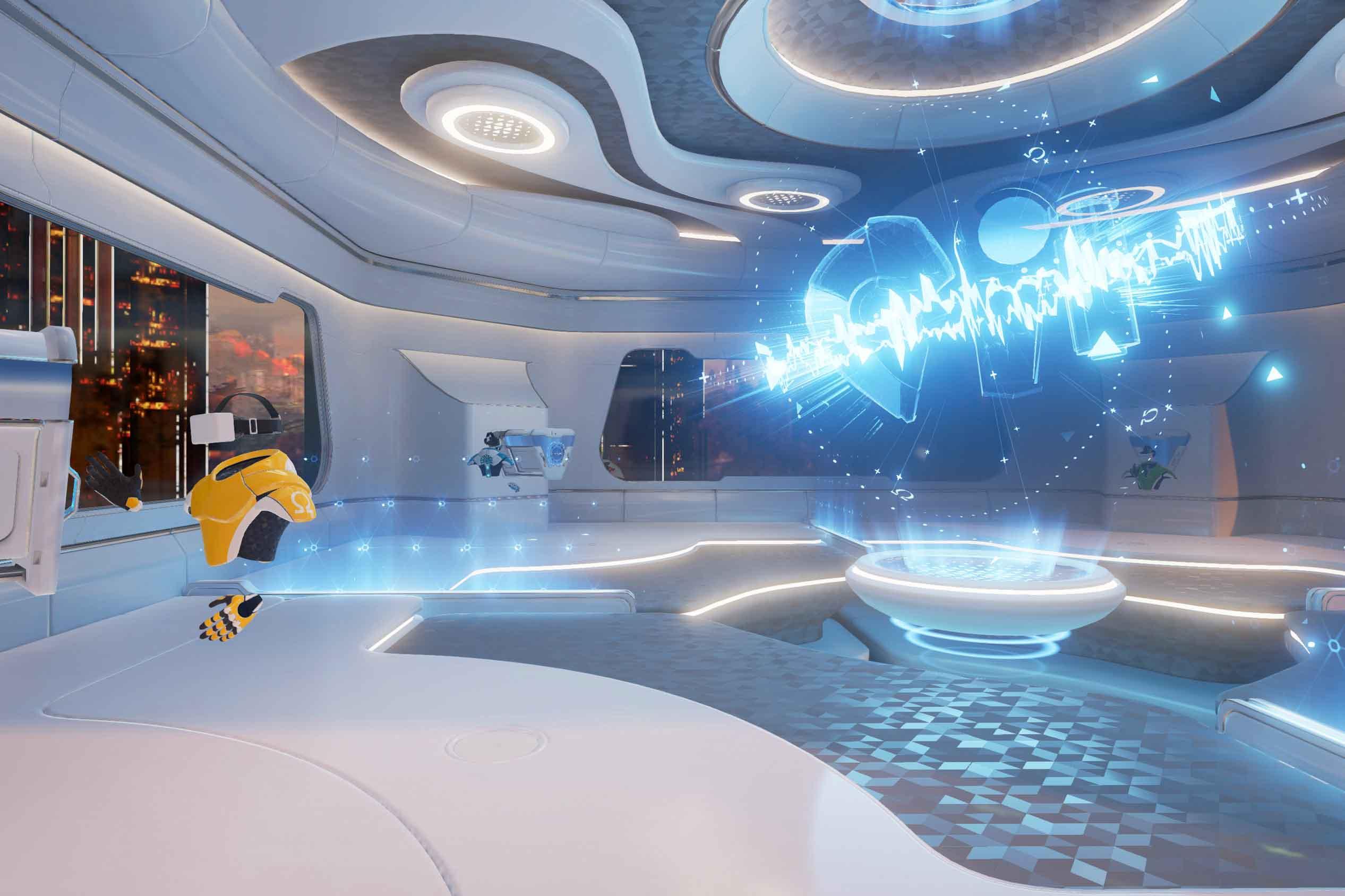 Virtual Room: Virtual Reality Sydney