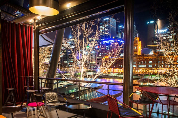 Waterslide Bar – CBD Bars With a View