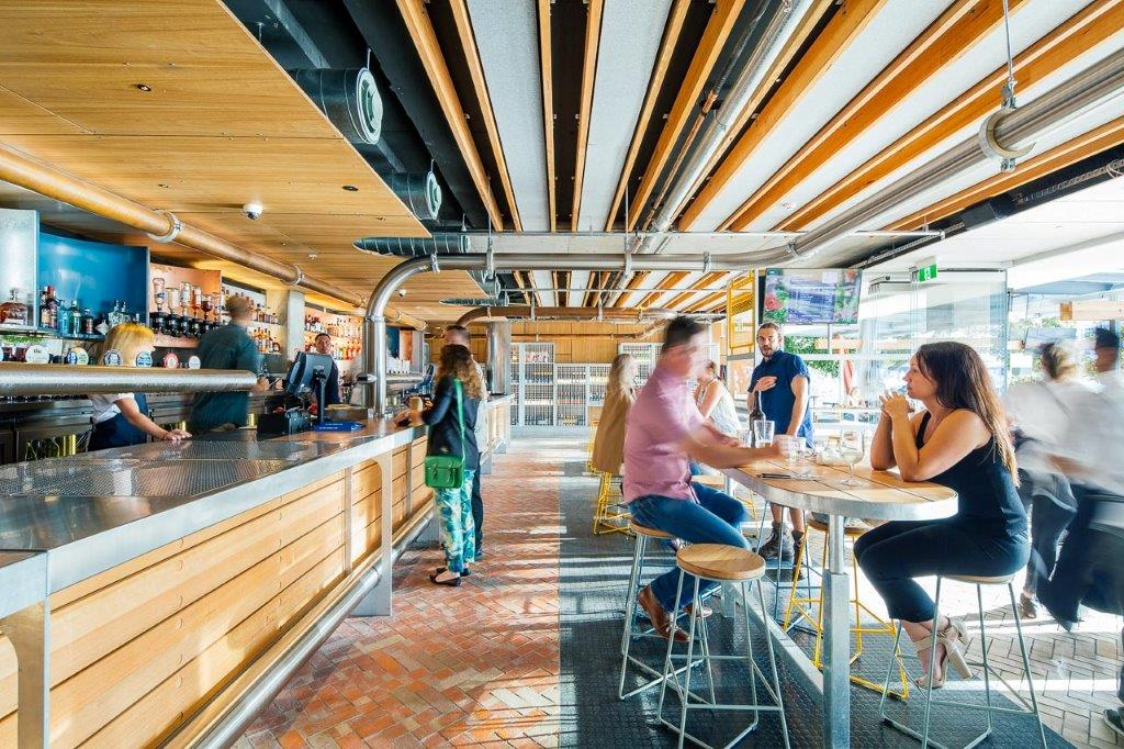 All Hands Brewing House – CBD Breweries