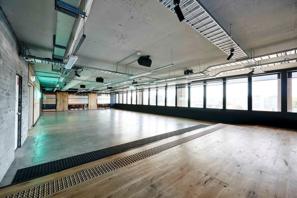 Cubes3121 – Warehouse Venues
