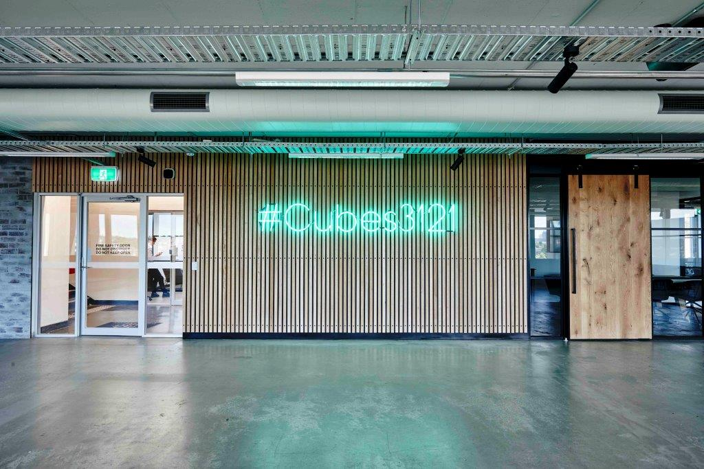 Cubes3121 – Collaborative Co-working Spaces