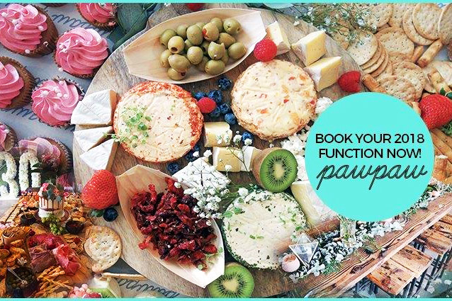 Pawpaw Cafe – Glamorous Function Venues