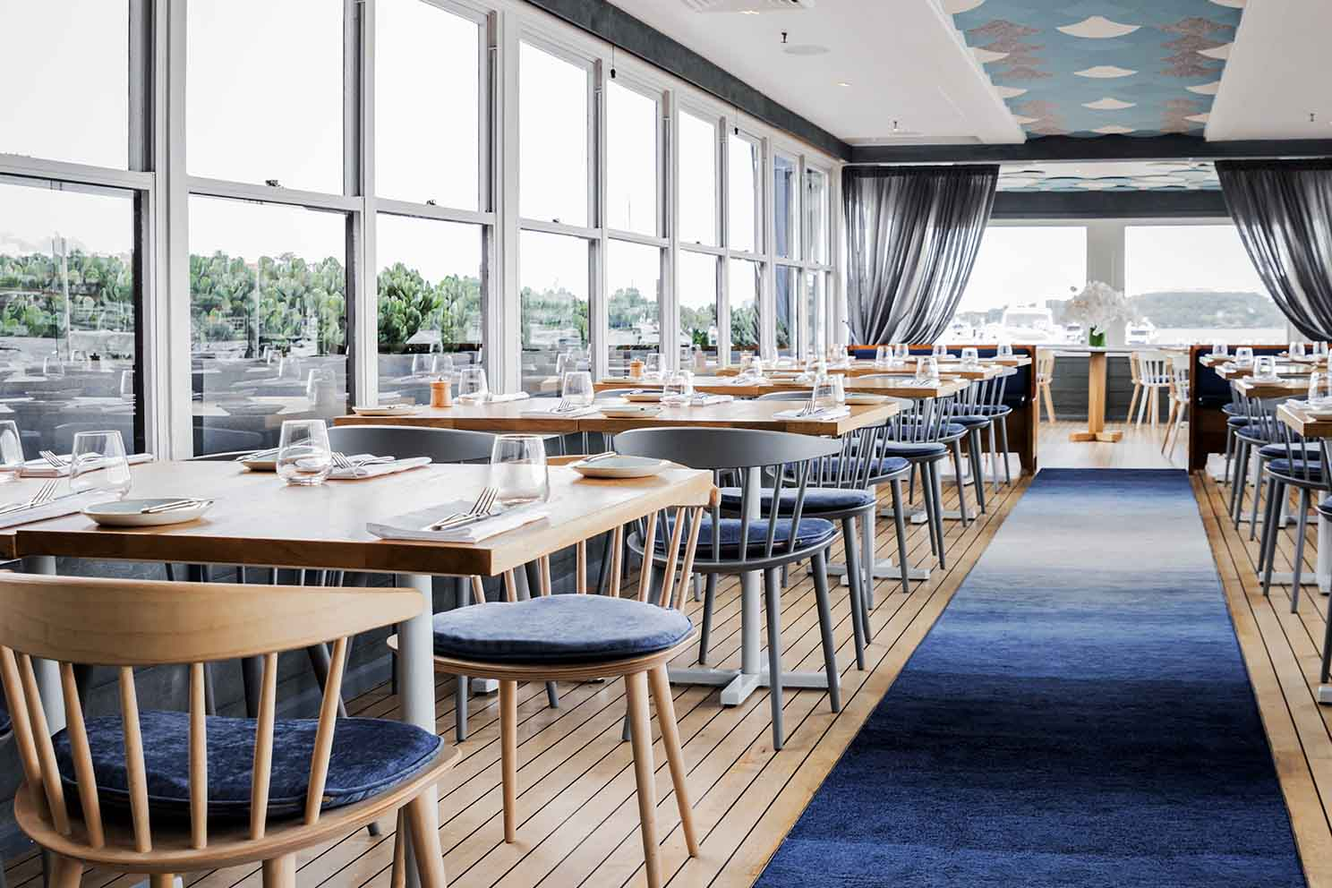 Regatta Dining – Venues With a View