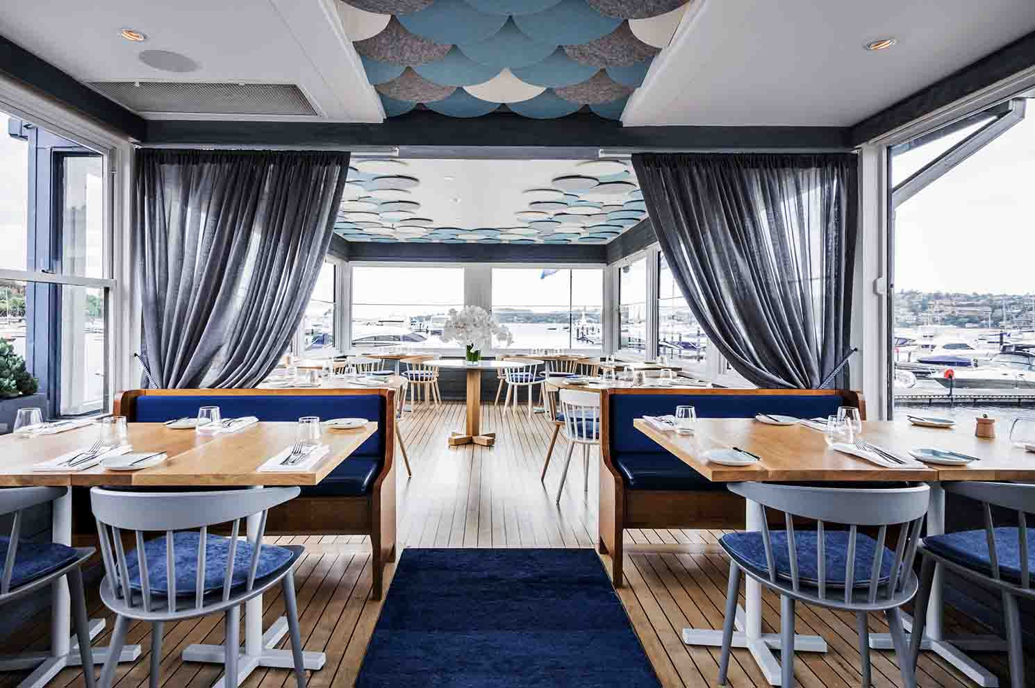 Regatta Dining – Seafood Restaurants