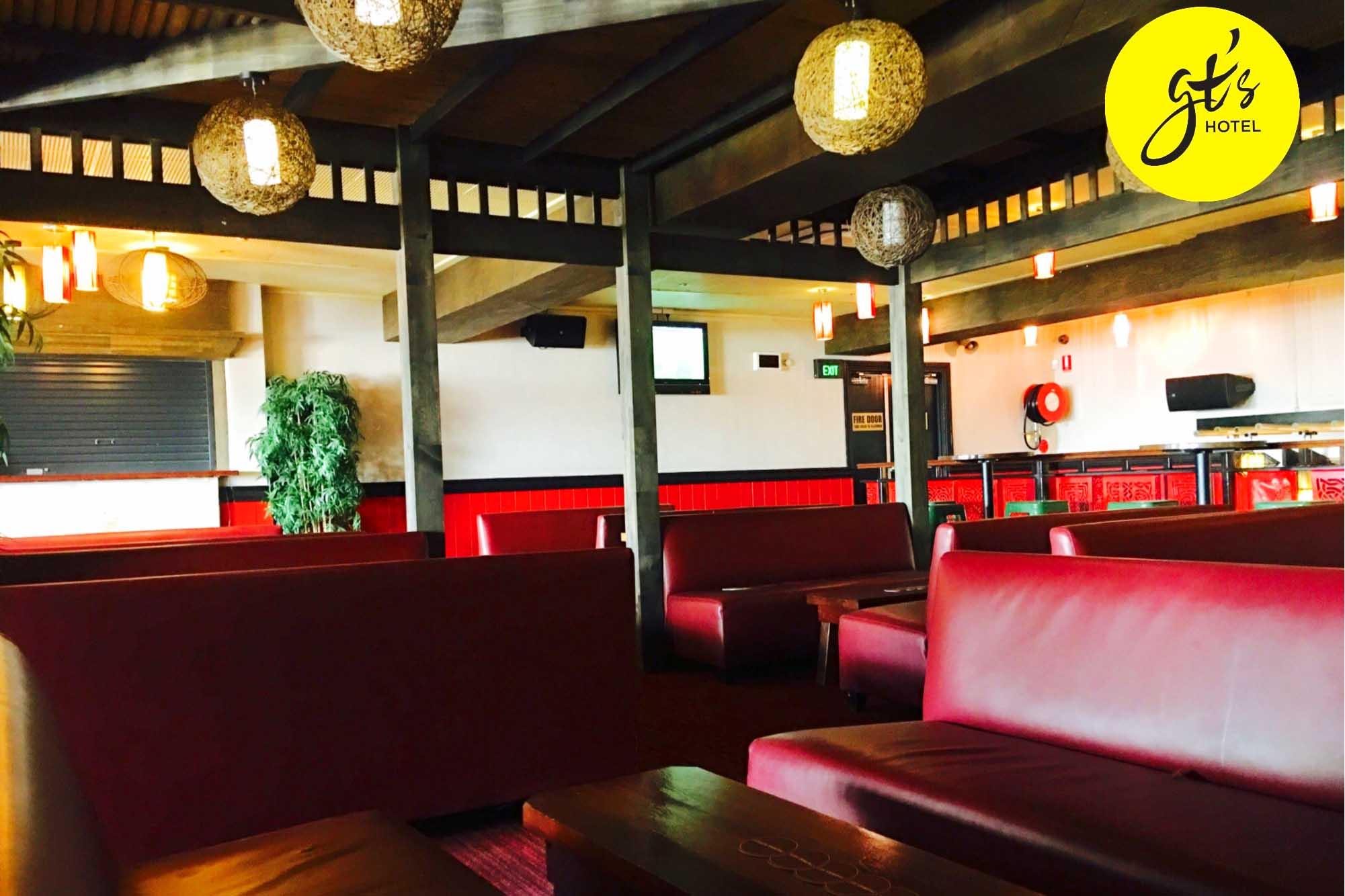 Gt's Hotel – Surry Hills Venues