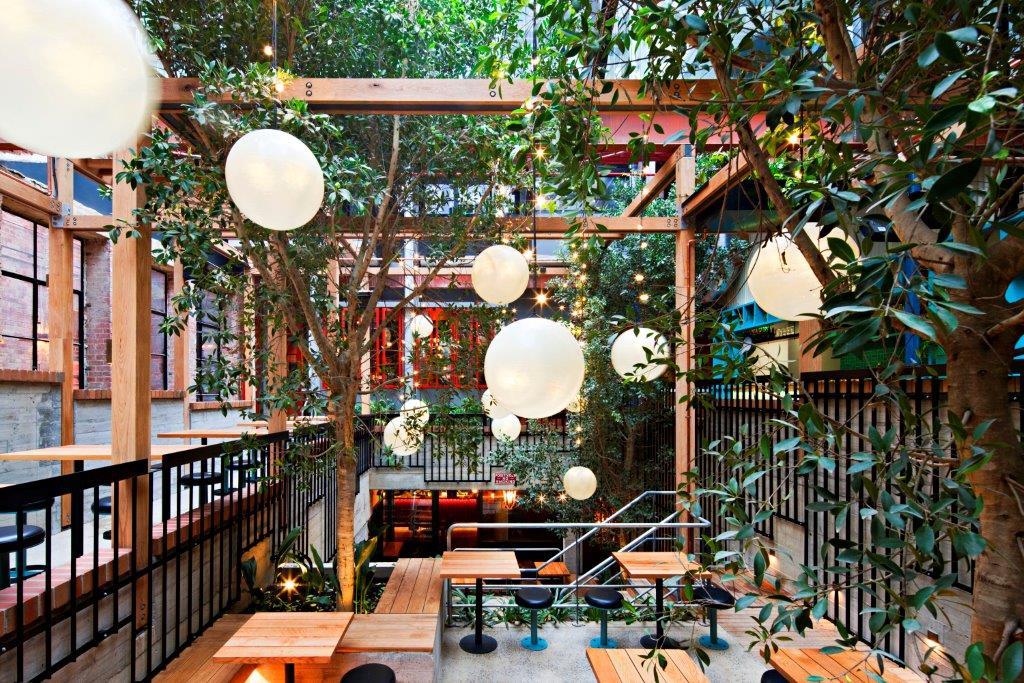 Garden State Hotel – New CBD Bars