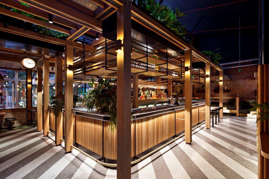 Garden State Hotel – Outdoor Dining
