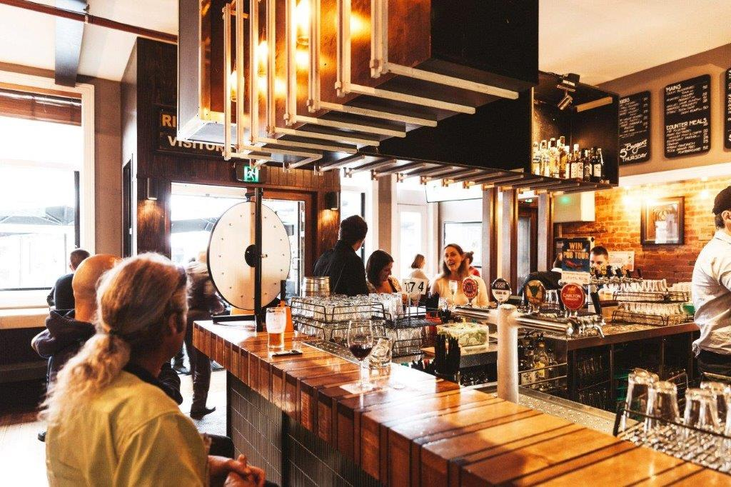 Richmond Club Hotel – Rooftop Pubs