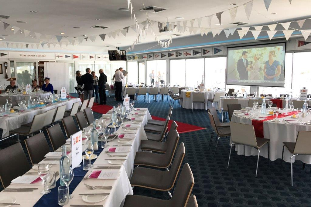 Sa Yacht Squadron Function Room